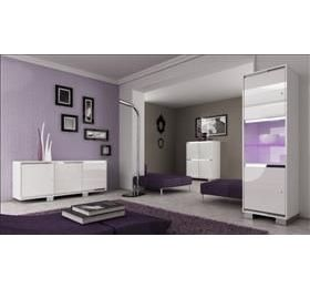 Caprice Italian White Furniture Collection