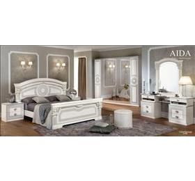 Aida white and silver 6 door package deal