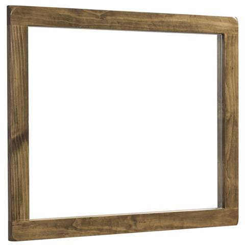 ashbury solid pine mirror