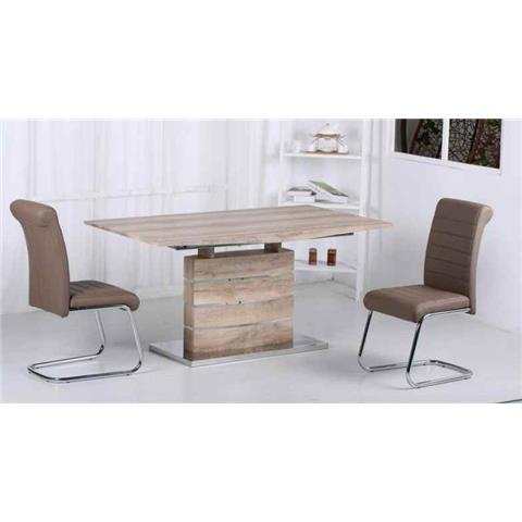 Astra Extending Dining Table & 6 Chairs