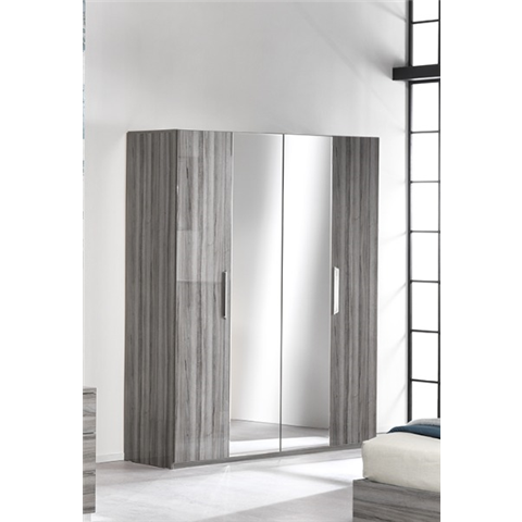 San Martino Beverly 4 Door Wardrobe