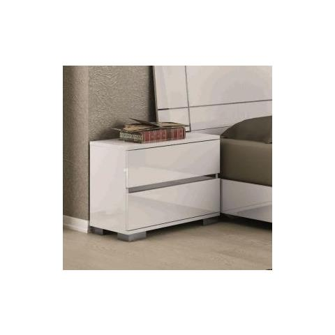 Dream white bedside cabinet