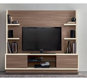 Evolution tv unit and wall mount