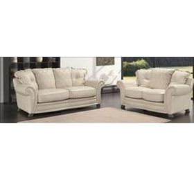 Flaminio 3 seater and 2 seater sofa set