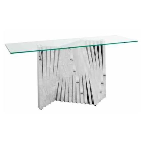Harper Glass Dining Table