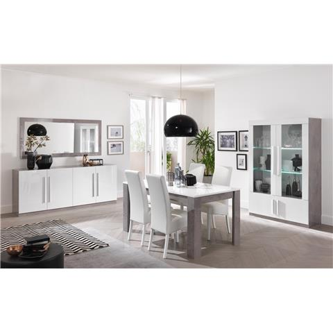 Greta Modern 2 Door Wall Unit