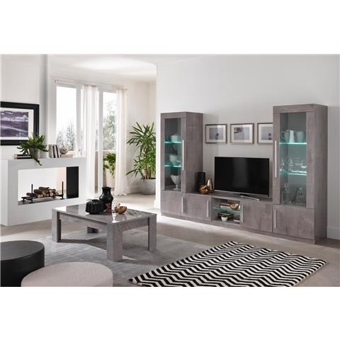 Greta Modern 1 Door Wall Unit