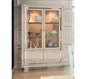 LA Star ivory 2 door wall unit