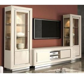 LA Star ivory tv entertainment set
