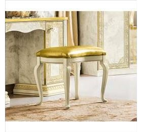 Camel leonardo dressing table stool