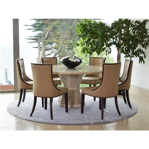 Marcello Marble Dining Table 150cm