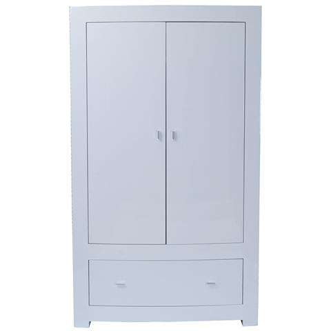 newport high gloss wardrobe