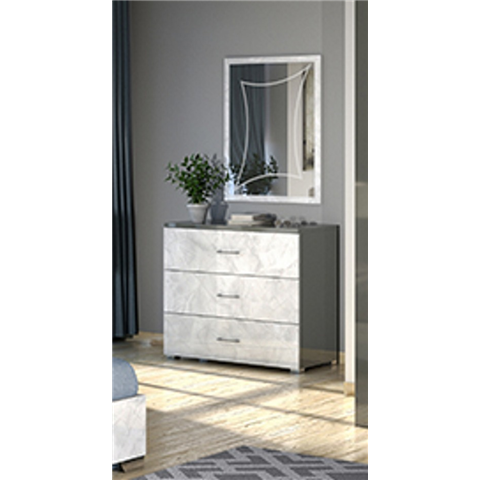 San Martino Olivia 3 Drawer Dresser