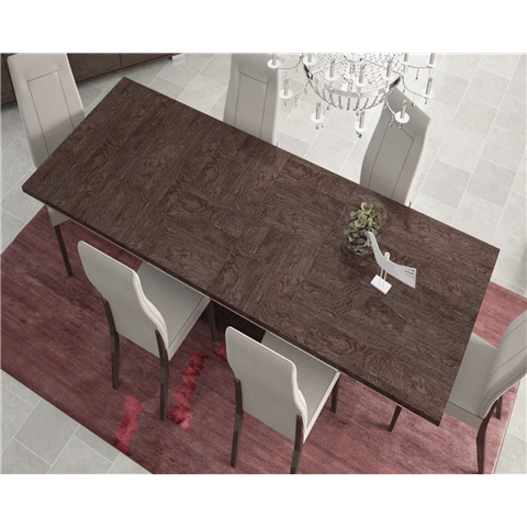 Prestige Umber Birch Dining Table & 6 Chairs
