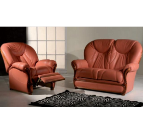 ROSE 3 SEATER AND 2 ARMCHAIRS