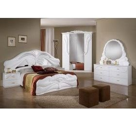 Silvia complete bedroom package