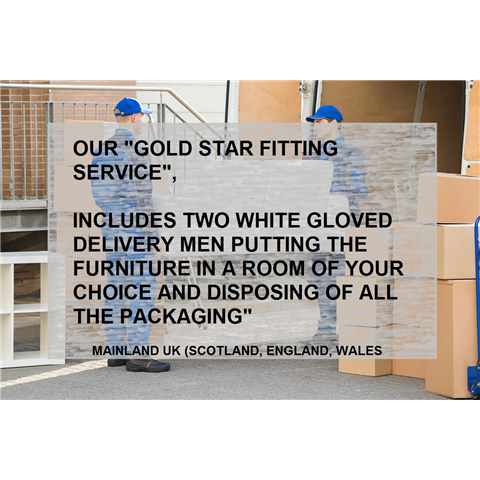 Leonardo Cream & Gold 6 Door Package Deal