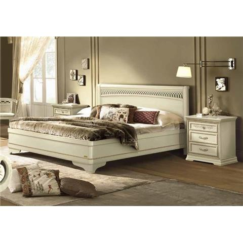 Torriani King Size Bed